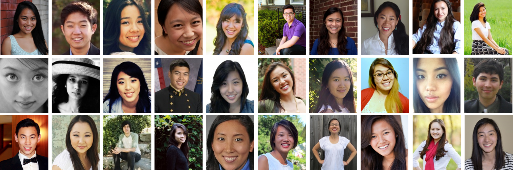 Collage - All Scholarship Winners