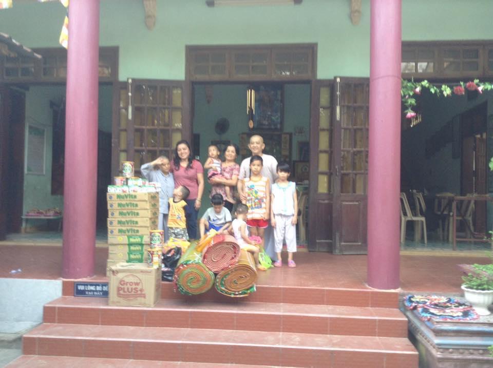 ATG Vietnam Orphanage Aid
